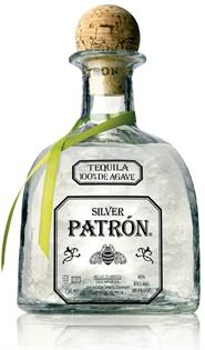 Patron Tequila Silver 200ml